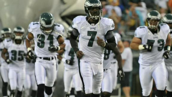 Video - Michael Vick The Right Fit For Eagles