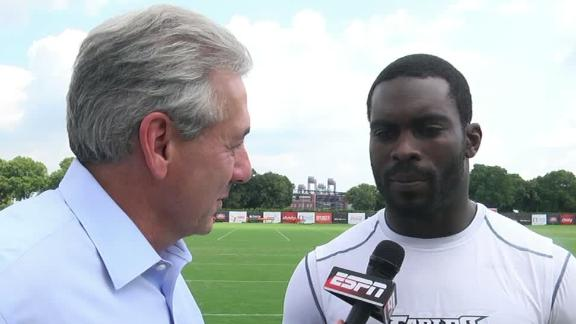 Vick plans to run more, vows to 'be a threat'