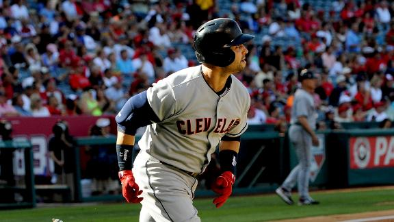Indians sweep Angels, pass 2012 win total