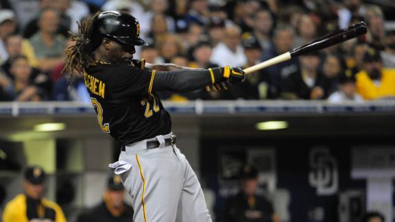 Burnett rebounds as Pirates crush Padres
