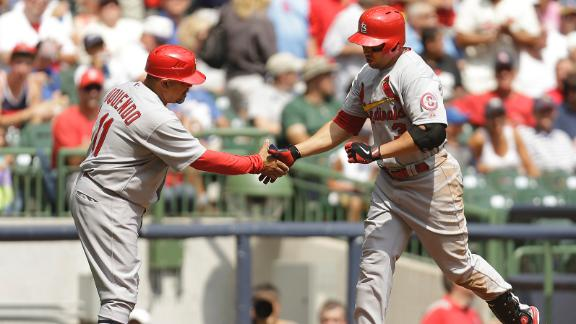 Video - Cardinals Hold Off Brewers