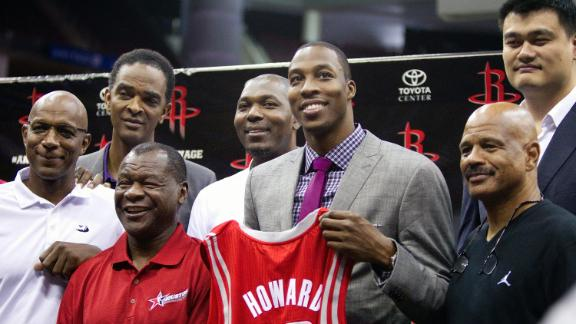 Video - Expectations For Dwight Howard