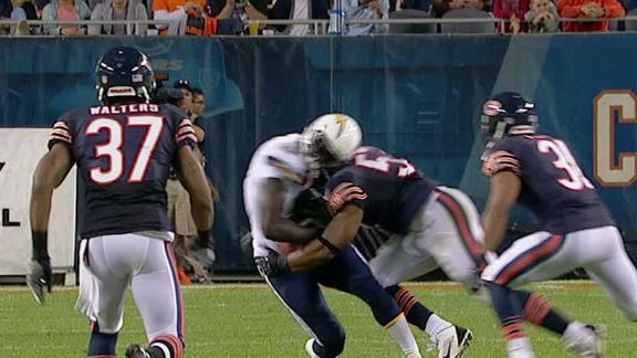 Video - Jon Bostic Fined $21K For Hit