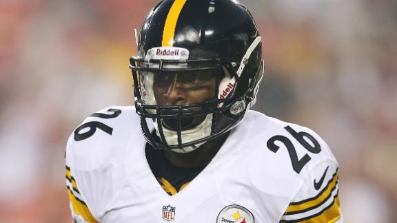 Sources: Steelers' Bell may miss 6-8 weeks