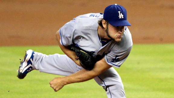 Kershaw dominant again as Dodgers cruise