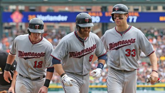 Video - Twins Edge Tigers