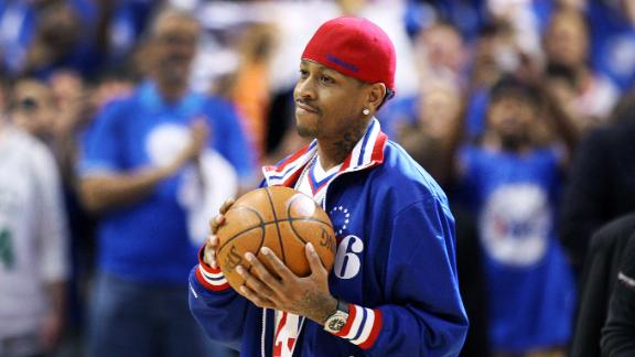 Video - Report: Iverson To Officially Retire