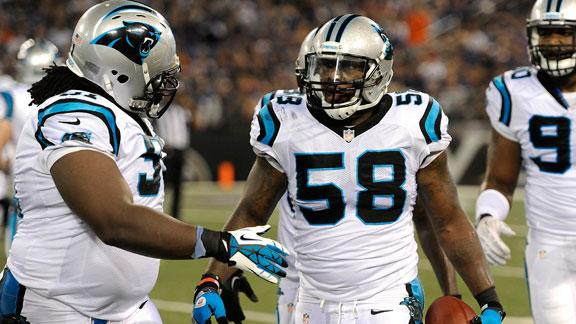 Video - Panthers Hold Off Ravens