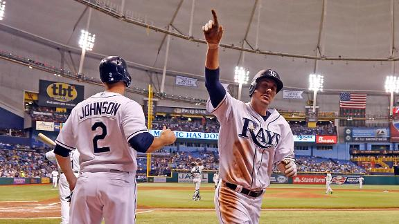 Rays rock Kuroda; Archer tops Yanks again