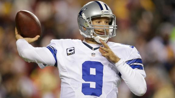 Staubach: No bigger fan of Romo than me