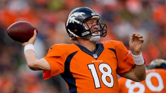 Video - Manning, Broncos Top Rams