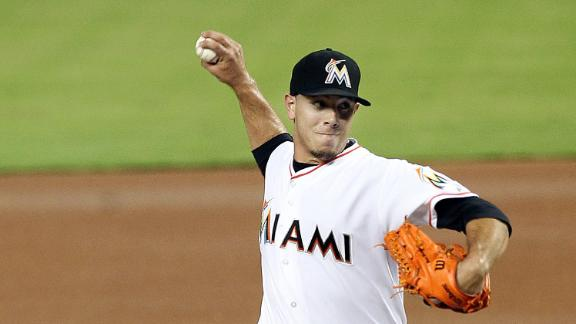 Video - Fernandez, Marlins Shut Down Rockies