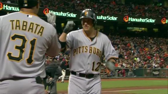 Video - Barmes' Homer Lifts Pirates