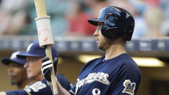 Video - Bad First Step For Braun