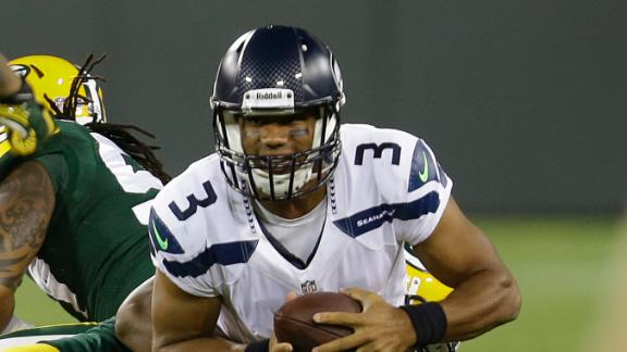 Video - Concern For Seahawks Offense