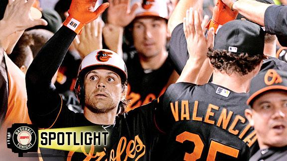 Video - O's Bolster Wild Card Hopes With Win