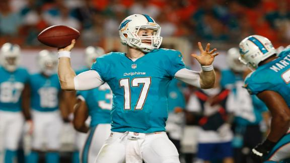 Video - Tannehill Solid In Dolphins Loss