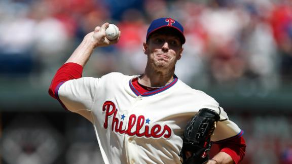 Halladay wins in return from DL as Phils roll