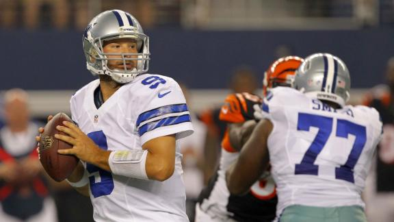 Video - Romo Sharp In Cowboys Win