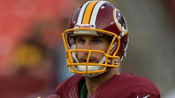 Cousins says he'll be ready for Week 1