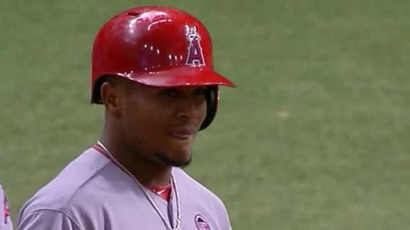 Video - Aybar, Angels Rally Past Rays