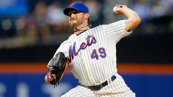 Video - Niese Leads Mets Past Phillies