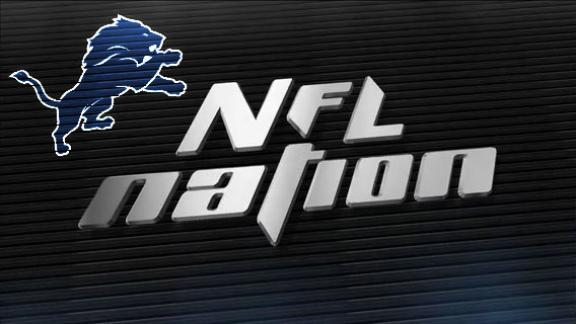 Video - NFL Nation: Detroit Lions