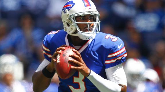 Video - Bills' Long-Term Plan At QB