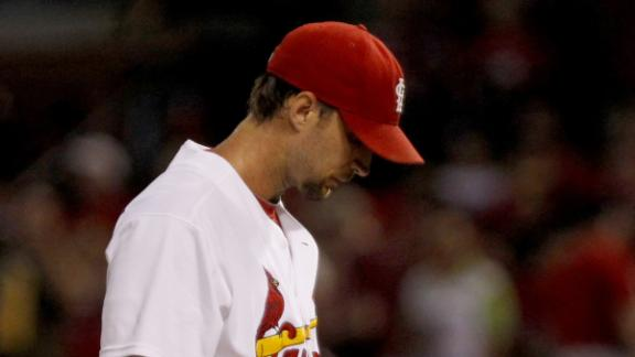 Video - Wainwright Exits In 2nd Inning of 10-0 Loss