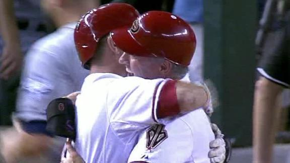 Video - Diamondbacks Walk Off With Win