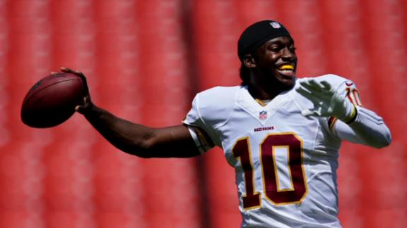 Video - Advice For Robert Griffin III