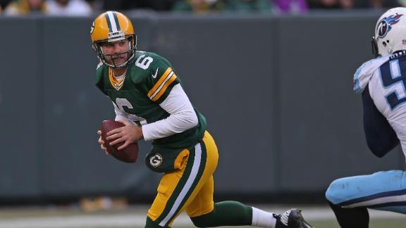 Jets sign ex-Packers quarterback Harrell