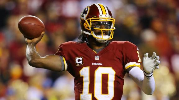 Video - Robert Griffin III To Start Week 1