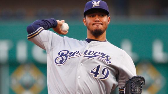 Gallardo, Ramirez lead Brewers past Pirates