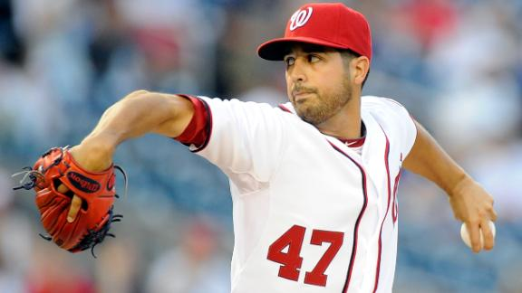 Video - Gonzalez, Nats Shut Out Marlins