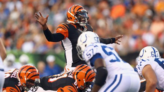 Video - Bengals Cruise To Win