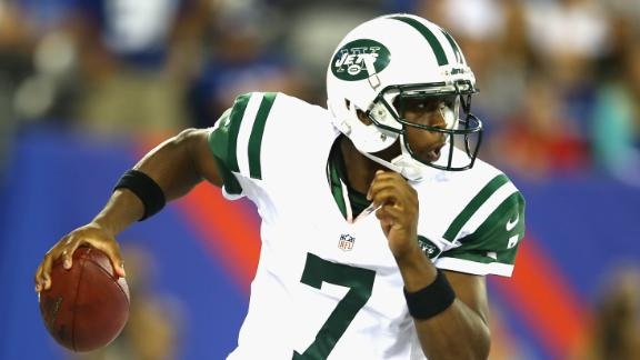 Sources: Jets' Smith likely to start Week 1