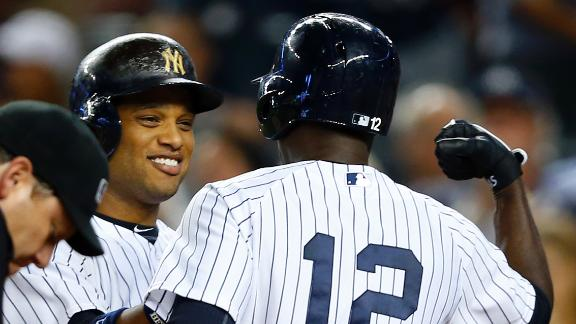 A-Rod out of lineup with flu-like symptoms