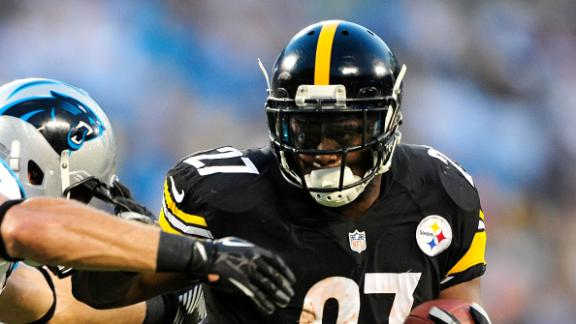 Steelers cut Dwyer; Miller back from PUP