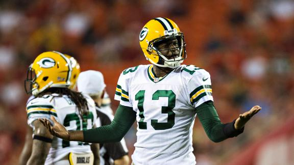 Packers confirm Alex Green, Vince Young releases, cut 20 others