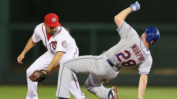 Video - Nationals Vs. Mets Sunday Night Preview