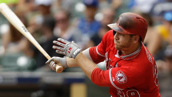 Video - Angels Rally Past Brewers