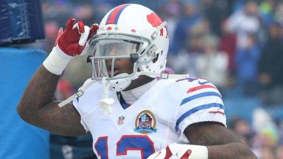 Bills' Johnson boasts Pats' D can't 'stop me'