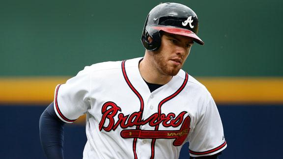 Freeman's HR, 5 RBIs lead Braves by Mets