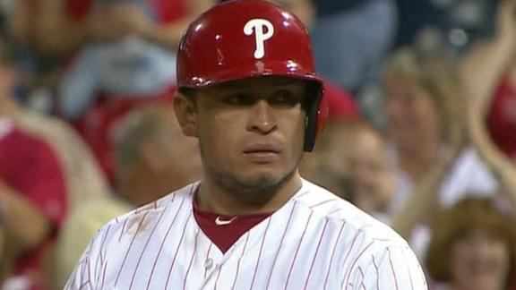 Video - Phillies Hold Off Nationals