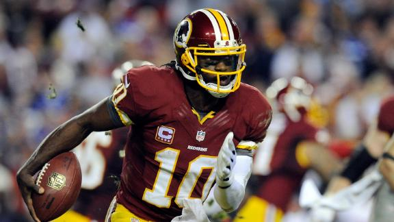 Video - Dr. James Andrews Concerned About RG III?