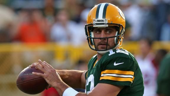 Video - Is Rodgers The Best Offensive Player In NFL?