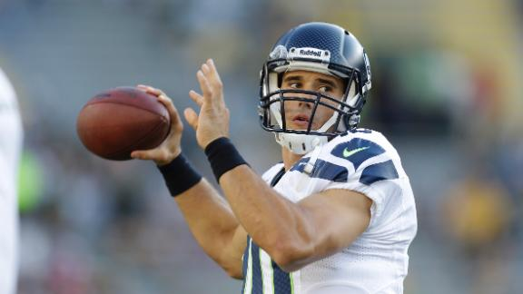 Video - Jets Sign QB Brady Quinn