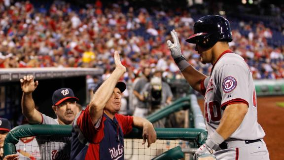 Video - Nationals Power Past Phillies