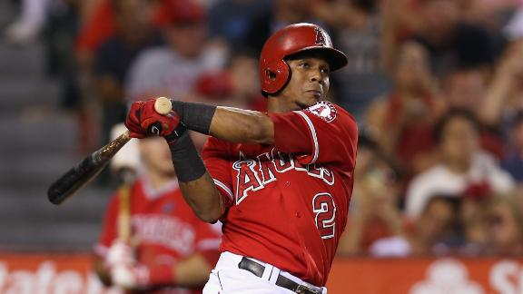 Aybar's 4 RBIs lead Angels in routing Rays